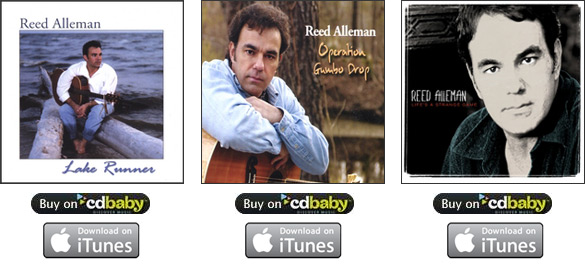 reed alleman purchase music